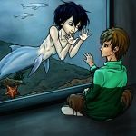 Part of your world (Makoharu) by SpaceDemented