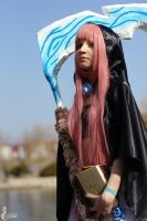 Blue Mage Cosplay (own character) by ChronaCosplay