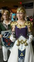 Zelda Twilight Princess by Azmal