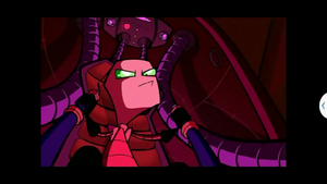 Zim be starin* by Nightmaremoon108