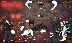 2013 Zenka Ref by dRaWiNgWiThHeArT