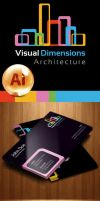 Visual Dimensions Corporate Id by Advero