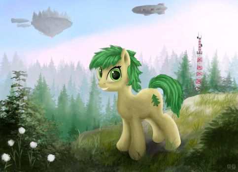 Dusty Fir (request) by Atlas-66