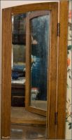 The reflection in the mirror2 by Catya-rina