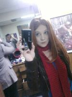 Amy Pond Cosplay by EmilyScissorhands