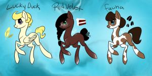Adoptables!(ALL SOLD) by DoxySocks
