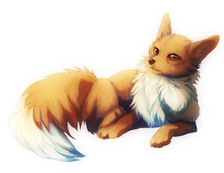 Eevee by cottondragon