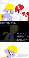 The Rainbow Factory Runaway by ValentinePegasus