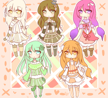 Beverages Adoptables BATCH 7 [RE-OPENED] by KokoMall