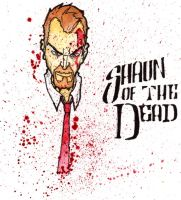 Shaun of the Dead Revisited by happyorangutan