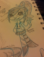 Mystery Kids - Vanellope by 10SHADOW-GIRL10