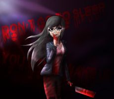 Jane the Killer by TheAssassinNightWolf
