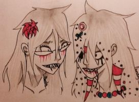 [RQ] Blood and Candy. by 1NK-SH9D0W