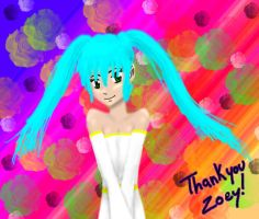 Thank You Zoey by WrenShimmamora