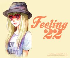 Feeling 22 by Menstos