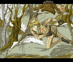 APH: Too old to fight, too young to care by BeinCraban