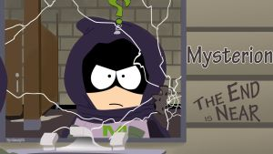 Mysterion by Mandy0x
