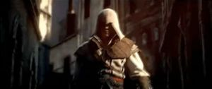 Assassin's Creed II Gif (clik) by Graphfun