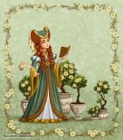 Margaret by LiaSelina