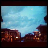 cloudy night by miades