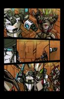 Shattered Glass Transformers by CaroRichard