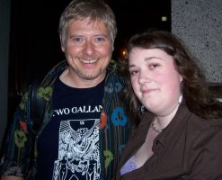 Laura and Dave Foley by LightningRodOfHate