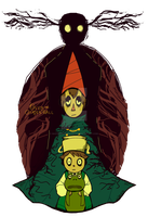 Over The Garden Wall by Masterchococheese