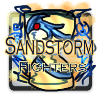 Sandstorm Fighters Logo by Asoq