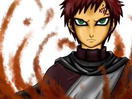 Gaara of the desert.. by cute-aora