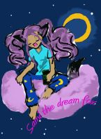 SAMI the dream fox by Jadethefirefox