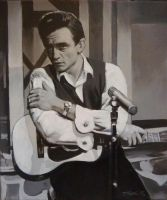 Johnny Cash 2 by spoof-or-not-spoof