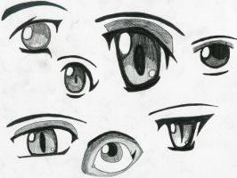 Eyes by iHeartMagster