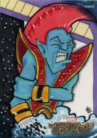 Guardians of the Galaxy - Yondu by 10th-letter