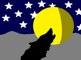 The Wolf Station Logo by kyleparks1995