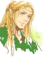 Glorfindel by luthienelf