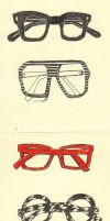 geek glasses are cool by vintageisclassic