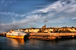 Transmancheferries by cahilus