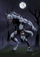 Halloween Special: The Werewolf by Anastas-C