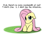 Commish- Bashful Fluttershy by Acesential