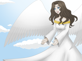 Angel by Moonlightalis
