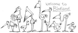 Welcome to Birdland by rico-xx