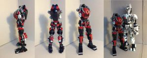 bionicle: wip 2 by CASETHEFACE