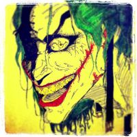 Joker by KidAtemisk