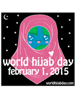 World Hijab Day 2015 by Nahmala