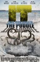 It Came From Beneath The Puddle Poster by ArtmasterRich