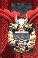 Thor Blood Oath  6 by KolinsArt