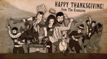 The Creatures Thanksgiving Thingy by RoflPanzer