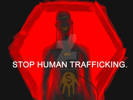 Stop Human Trafficking by Fragment-City