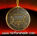 Duke Belial - Lesser Key of Solomon Seal kabbalah by TimforShade