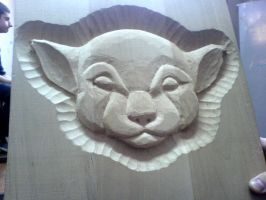 Wood carving 3 by Marryhime94